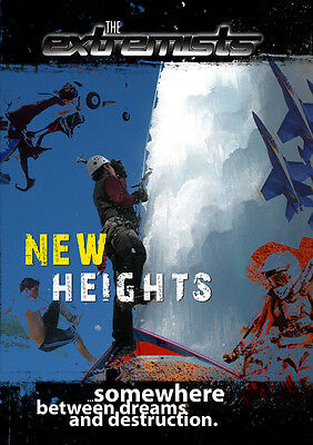Extremists New Heights - Travel DVD