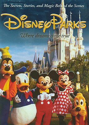 Disney Parks - The Secrets, Stories, and Magic Behind the Scenes Disney Parks W