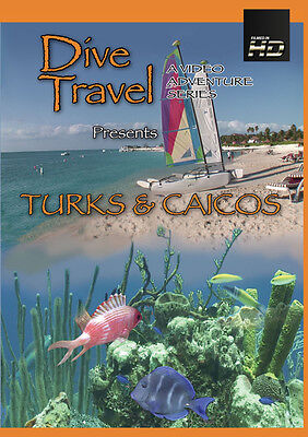 Dive Travel Turks and Caicos - Travel DVD
