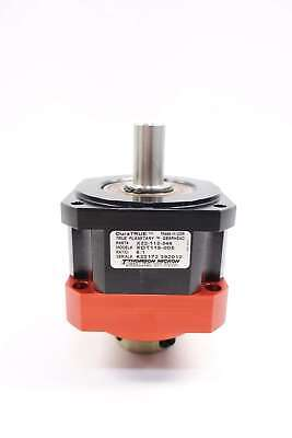 New Thomson Micron Xdt115-005 Duratrue 5:1 Planetary Gearhead Reducer D530095