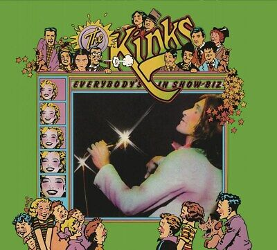 Everybody's in Showbiz - The Kinks (Album) [CD]