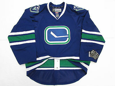Vancouver Canucks Authentic Third Alternate Reebok Edge 2.0 7287 Hockey Jersey