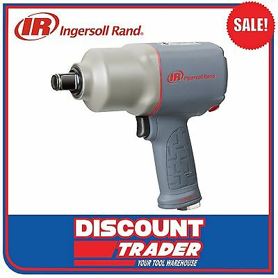 "Ingersoll Rand Pneumatic 3/4"" Composite Air Impact Wrench **DT SALE** 2145QIMAX"