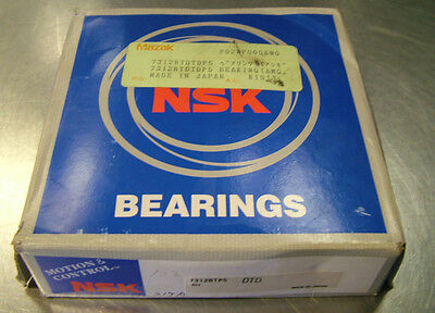 NSK Bearings 7321B DTD 135 X 40 24 Angular Bearing