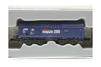Z 1:220 Märklin 80819 Vagon mercancia  freight car Magazin 2009 DB Mini club