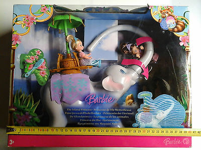 Barbie - The Island Princess  - Mattel
