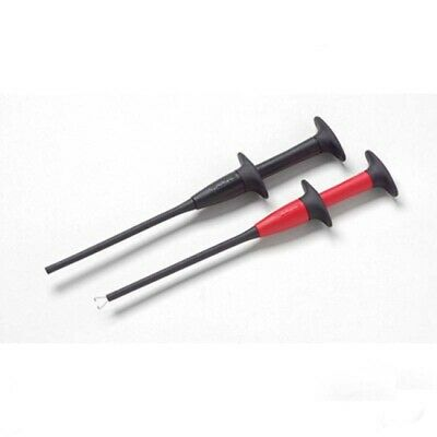 Fluke AC283 Suregrip Pincer Clip Flexible Red and Black Set