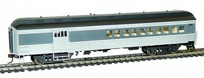 Rivarossi Southern Pacific 60ft Combine Car #3177 HO Scale Train Car HR4193