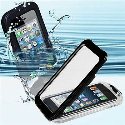 Waterproof Shockproof Dirtproof Phone Case Full Cover for iPhone 5 5S 5C SE -LOT
