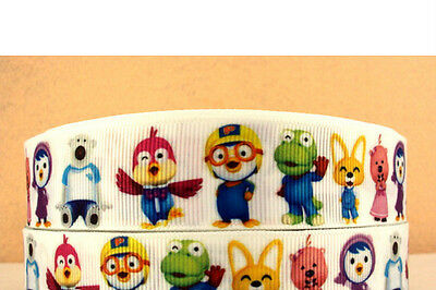 Pororo the Little Penguin Ribbon for cake decorating or scrap booking