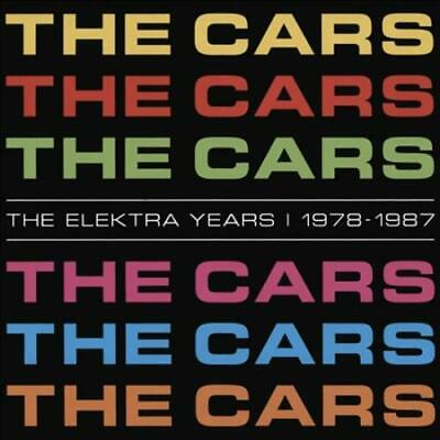 The Cars - The Elektra Years: 1978-1987 New Cd