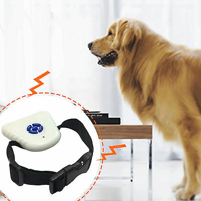 Special Ultrasonic Safe Anti Bark Stop Dog Collars & Leashes Barking Control