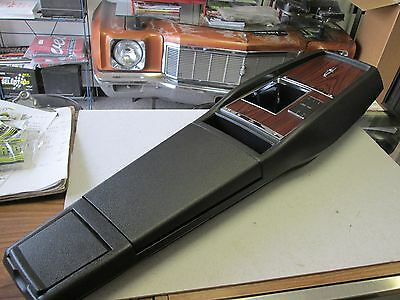 69 1969 Camaro New Assembled 4 Speed Center Console Assembly