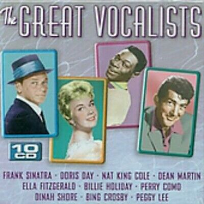 The Great Vocalists CD Box Set (2001) Highly Rated eBay Seller, Great Prices