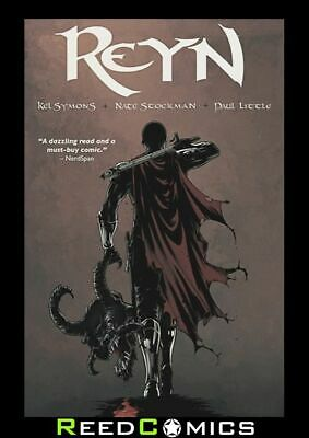 REYN VOLUME 1 WARDEN OF FATE GRAPHIC NOVEL New Paperback Collects Issues #1-5