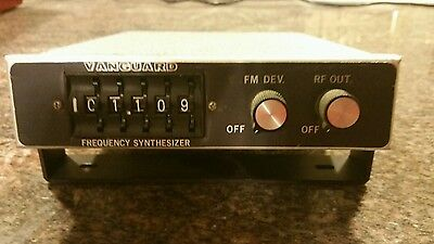 Vanguard Frequency Synthesizer Model SG-100E