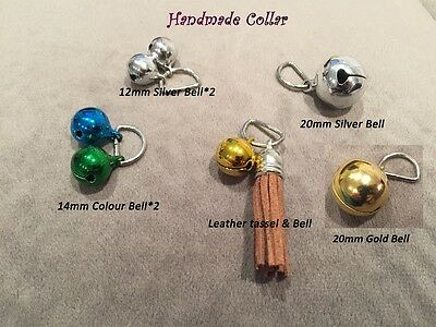 Premium bells for collar key ring multi-purpose