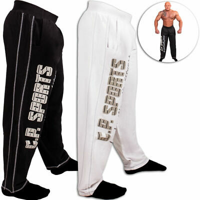 Bodybuildinghose Fitnesshose Kraftsport-Hose Trainingshose Sweat-Pants Freizeit