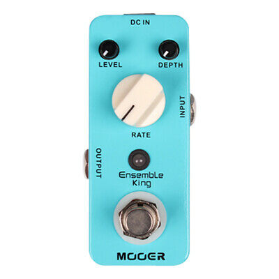 Mooer Ensemble King Analog Chorus Micro Pedal
