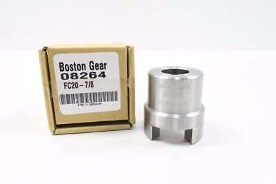 New Boston Gear 08264 7/8 In Fc20 Steel Jaw Coupling D530262
