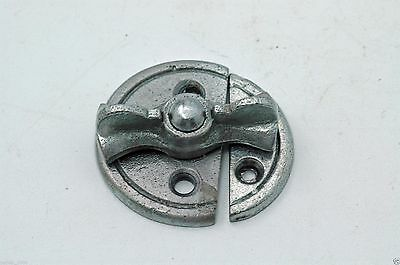 Old Style Cabinet Turn Button Small Cast Iron VH08846001