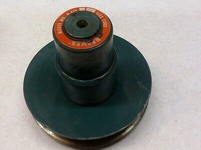 NEW Reeves Variable Speed Pulley Size 7202 H95226 3/4 Bore H-512 (LOC1186)