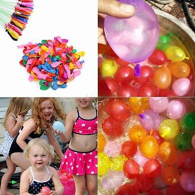 Water Balloons Refill Pack 120 Water Balloons+120 Rubber Bands+2 Refill Tools