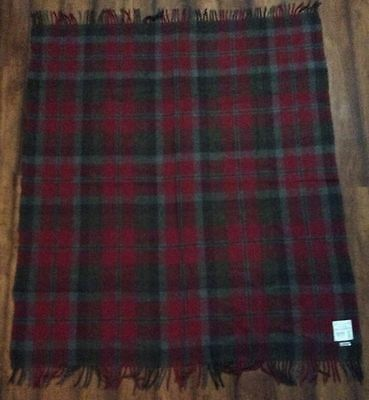 Rug All Wool Blanket - Woven In Scotland