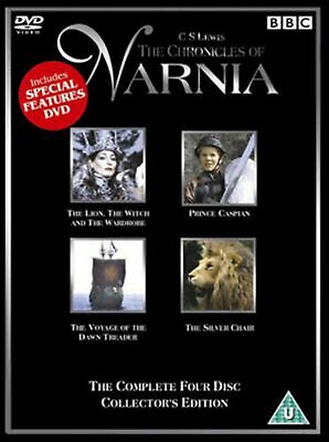 The Chronicles of Narnia: Collection (Collector's Edition) [DVD]