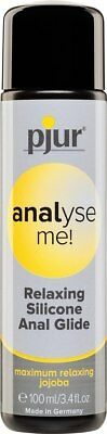 Pjur Analyse Me Silicone Personal Anal Lubricant 100ml Private Listing