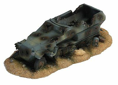 Interpet WW2 Armoured Car Aquarium Fish Tank Ornament 1011