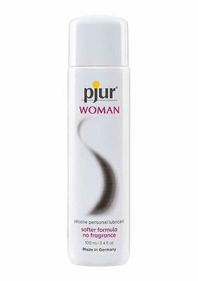 Pjur Woman Silicone Based Lubricant 100 ml