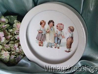 Antique Childrens Baby Dish Made in Germany Early 1900s