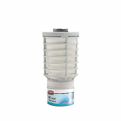 Rubbermaid Commercial Products FG402112 TCell Refill, Blue Splash (BRAND NEW)