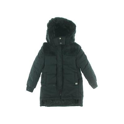 French Connection 1506 Girls Hooded Outerwear Coat Jacket BHFO