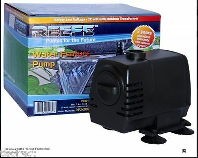 Reefe Rp4000Lv Low Voltage Feature Pump