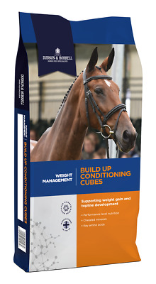 Dodson & Horrell Build Up Conditioning Cubes