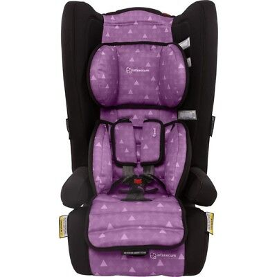 Infa Secure Comfi Treo Convertible Booster Seat - Purple