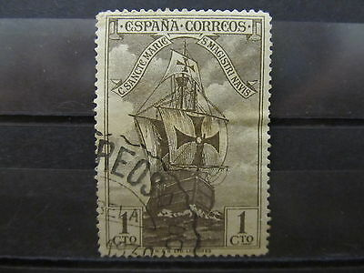 A2P25 SPAIN 1930 1c USED
