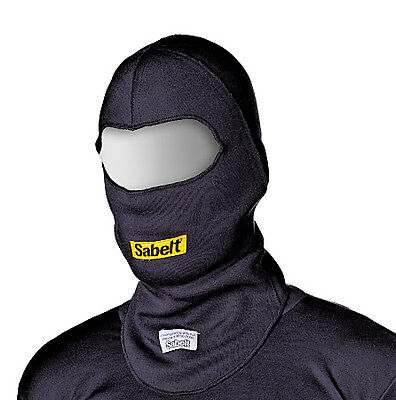 Sabelt Racing UI-100 Z1503 FIA Fireproof Nomex Underwear Colour Balaclava Open F