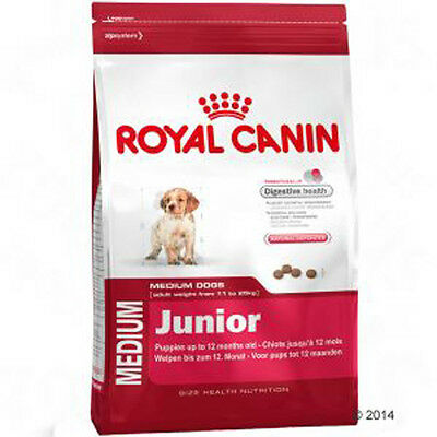 Puppy Food Royal Canin Medium Junior - Best prices!