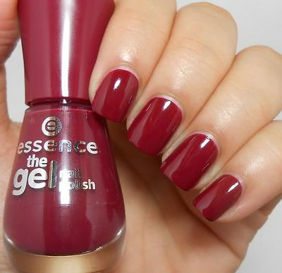 ESSENCE  - VERNIS A ONGLES -  THE GEL NAIL POLISH - 10 true love