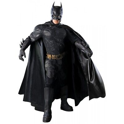 Batman Costume Adult The Dark Knight Fancy Dress