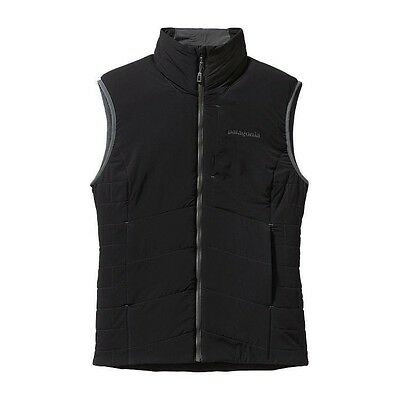 Patagonia Women's Nano-Air Insulated Vest - Black