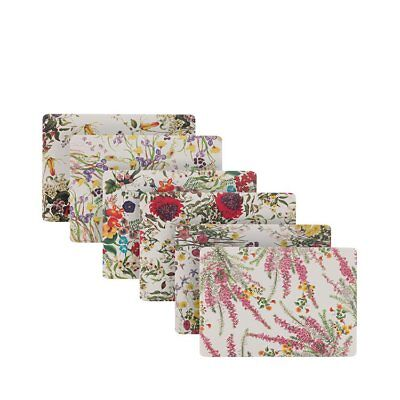 NEW Maxwell & Williams Euphemia Henderson Placemat Assorted Set of 6