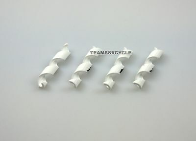 Frame Protector for 4mm housing 10 pieces TEAMSSX~New Alligator tube tops