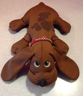 Vintage 1984 Hand Made 1st Edition Signed Mike Bowling Pound Puppy # 157 Of 1000