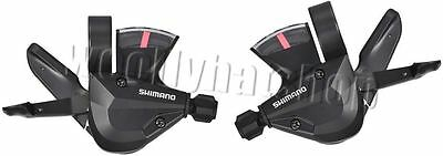 Shimano Altus SL M310 Rapidfire 7 8 21 24 Speed Bike Gear Shifter Lever Sets