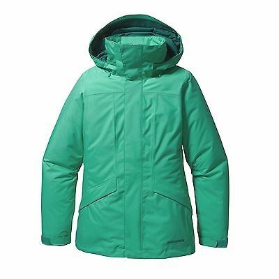Patagonia Women's Insulated Snowbelle Jacket - Aqua Stone