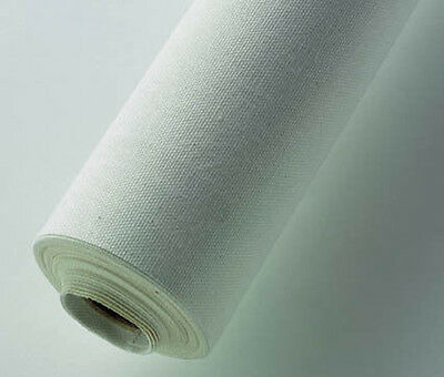 LOXLEY 11oz ACRYLIC PRIMED COTTON BLANK ARTIST CANVAS ROLL 1.6M x 10M LCR500